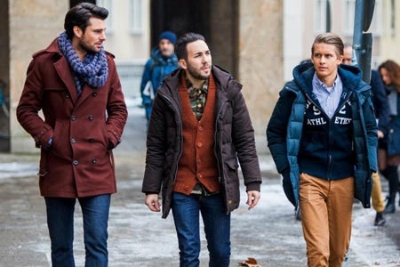 Versatile Winter Wear