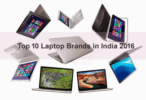 Laptop Brands in India