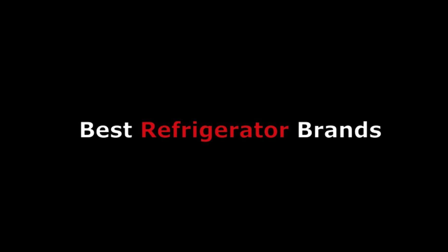best refrigerator brands in india for low consumptions