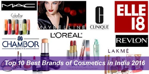 Best Cosmetics Brands in India