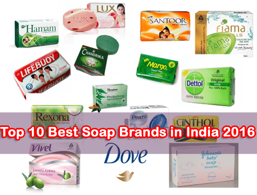 Soaps Brands India