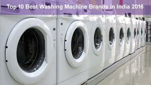 Best Washing Machine Brands in India