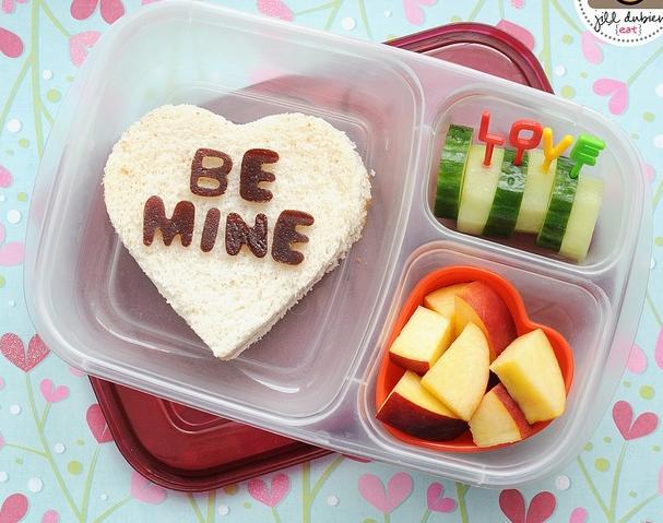 lunch box valentines idea