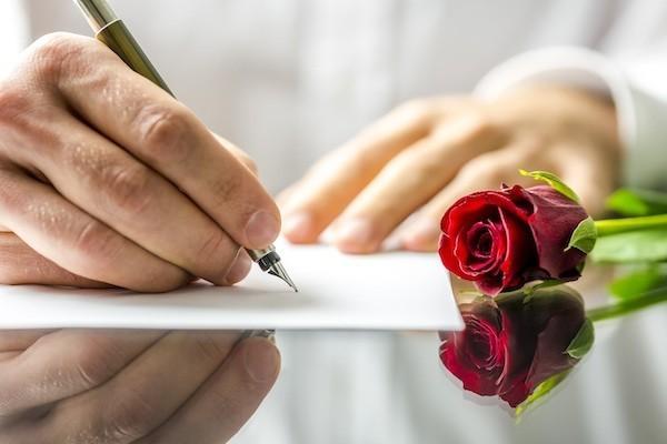 write poem for valentines day