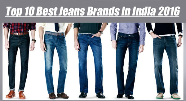 6f0ae5797 Top 10 Best Jeans Brands with Price in India 2018 - Most Popular - ScoopHub
