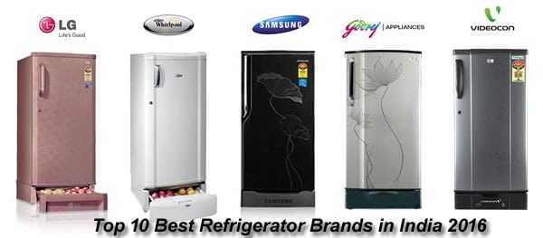 Best Refrigerator Brands