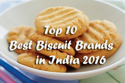 Biscuit Brands India