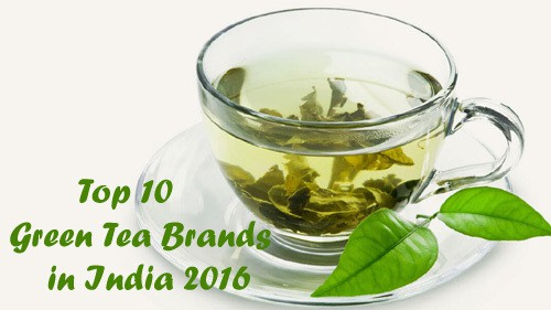 green-tea-brands-india