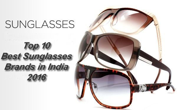 Sunglasses Brands in India