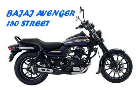 BAJAJ AVENGER 150 STREET