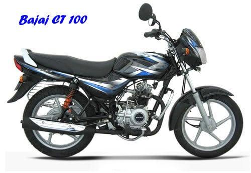 Bajaj CT 100