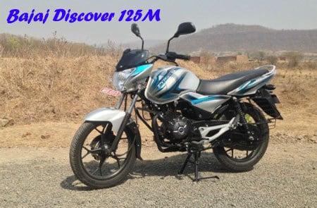 Bajaj Discover 125M