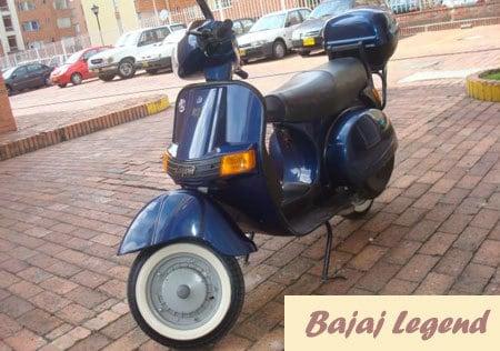 Bajaj Legend