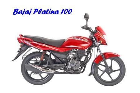 Bajaj Platina 100