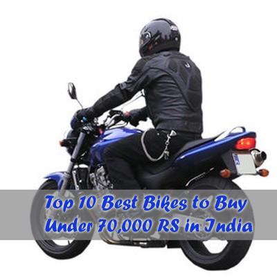best bike to buy under 70000