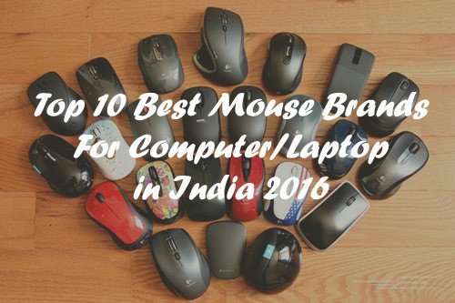 Best Mouse Brands in India