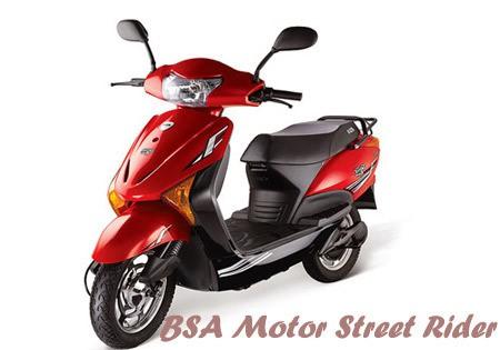 BSA Motor Street Rider