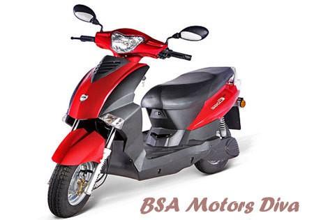 BSA Motors Diva