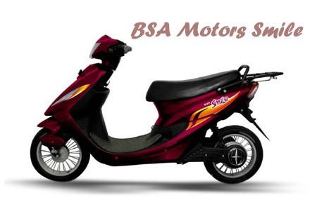 BSA Motors Smile