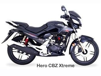 HERO CBZ XTREME