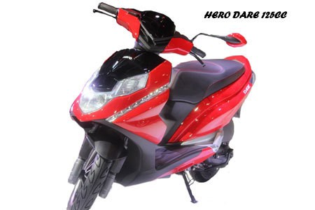 HERO DARE 125CC