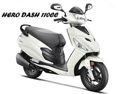 HERO DASH 110CC