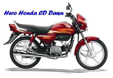 Hero Honda CD Dawn