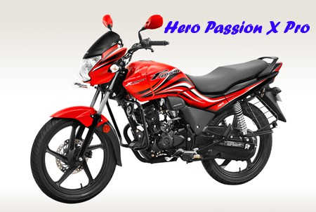 Hero Passion X Pro