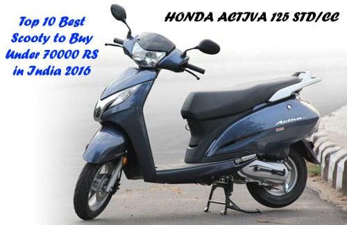 HONDA ACTIVA 125 STD/CC
