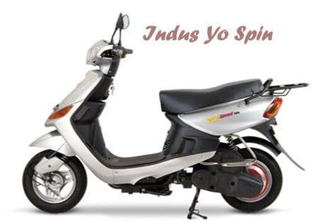 Indus Yo Spin