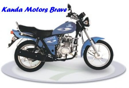 Kanda Motors Brave