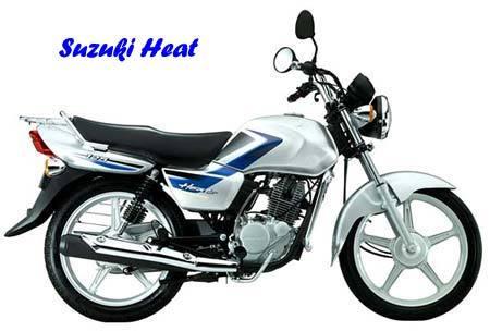 Suzuki Heat