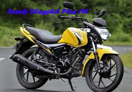 Suzuki Slingshot Plus 125
