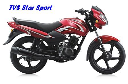 TVS Star Sport