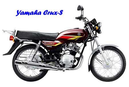 Yamaha Crux-S