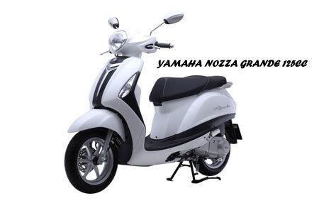 YAMAHA NOZZA GRANDE 125CC