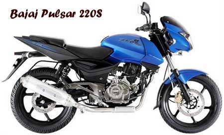 Bajaj Pulsar 220S