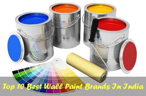 Best Wall Paint Brands in India