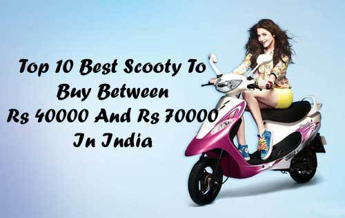 Buy Scooty in India