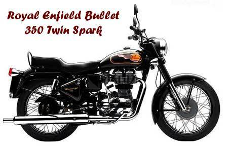 Royal Enfield Bullet 350 Twin Spark