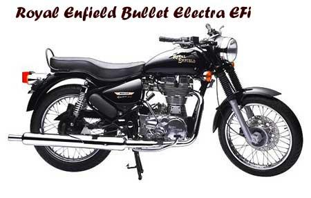 Royal Enfield Bullet Electra EFi