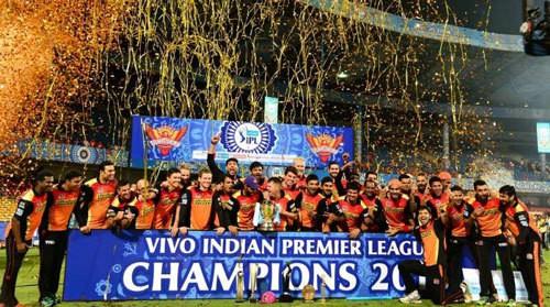 IPL Winner Season 9