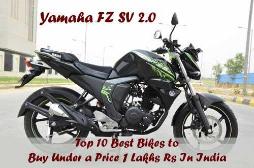 Yamaha FZ SV 2.0