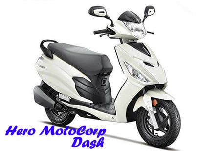 Hero MotoCorp Dash