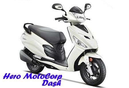 Hero MotoCorp Dash