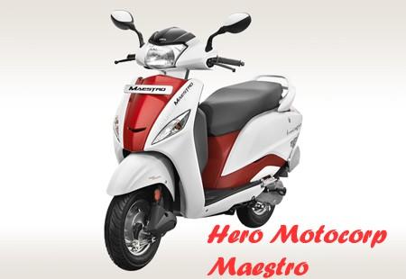 Hero Motocorp Maestro