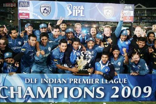 IPL Season 2 winner