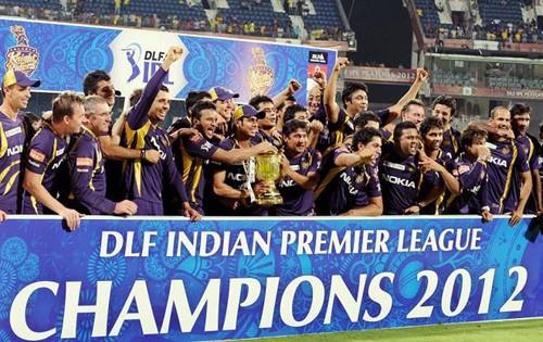 IPL Season 5 winner