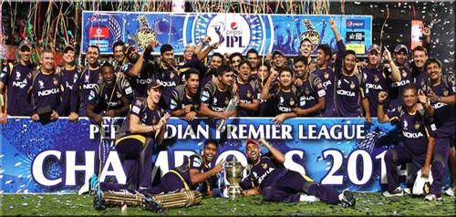 IPL Season 7 winner