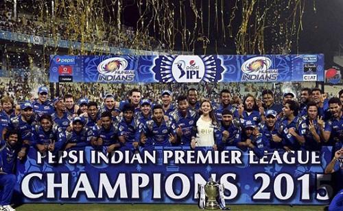 IPL Season 8 winner